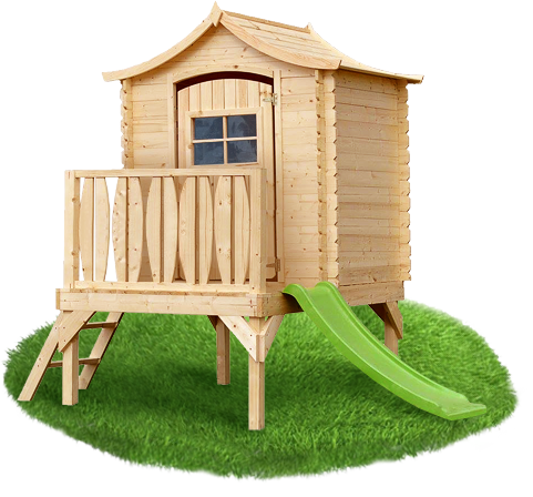 Children's playhouses and accessories